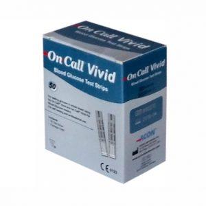 teste On Call Vivid